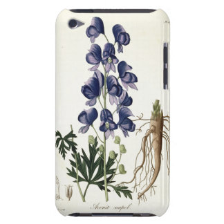 Aconitum Napellus from 'Phytographie Medicale' by iPod Touch Covers