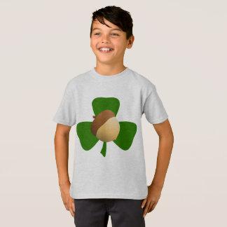 Acorn and Shamrock Shirt