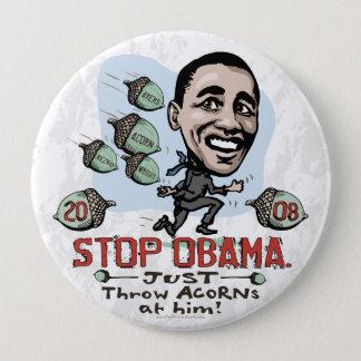 ACORN funny Anti-Obama Button