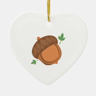 Acorn Nut Ornaments