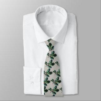 acorn oak vintage tie
