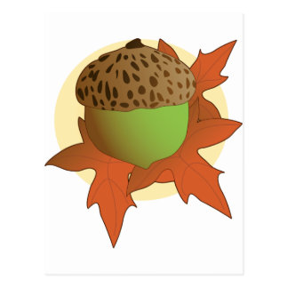 acorn postcard