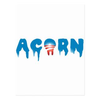 ACORN POST CARDS