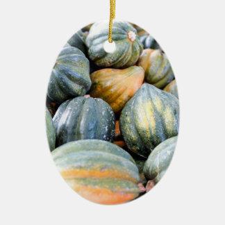 Acorn Squash Ornaments