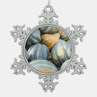 Acorn Squash Ornament