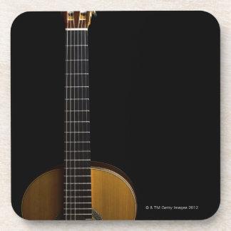 Acoustic Guitar 2 Beverage Coasters