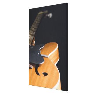 Acoustic Guitar 2 Gallery Wrap Canvas
