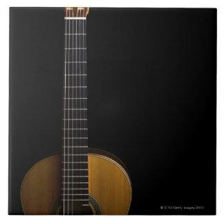 Acoustic Guitar 2 Large Square Tile