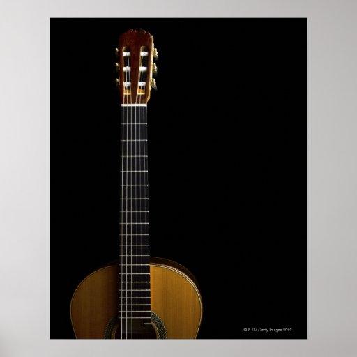 Acoustic Guitar 2 Print