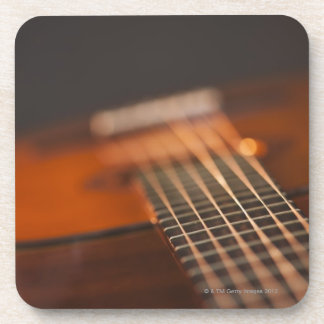 Acoustic Guitar 4 Coaster