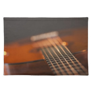 Acoustic Guitar 4 Placemat