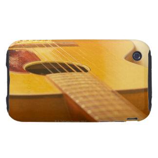 Acoustic Guitar 5 iPhone 3 Tough Cases