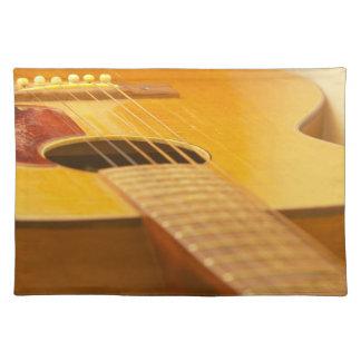 Acoustic Guitar 5 Placemat