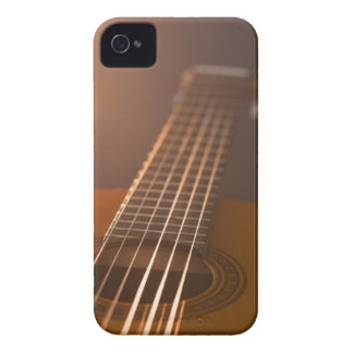 Acoustic Guitar 7 iPhone 4 Case-Mate Cases