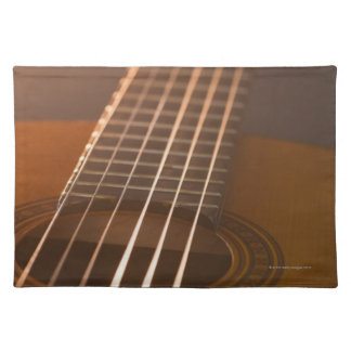 Acoustic Guitar 7 Placemat