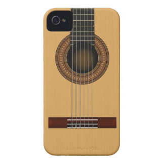Acoustic Guitar Barely There iPhone 4/4S Case iPhone 4 Case-Mate Cases
