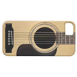 Acoustic Guitar Barely There iPhone 5 Case