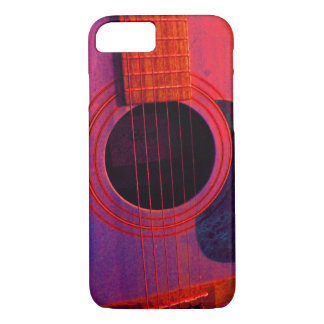 Acoustic Guitar Barely There iPhone 7 Case