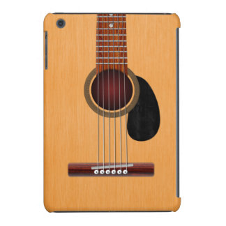 Acoustic Guitar iPad Mini Retina Cases
