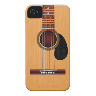 Acoustic Guitar Case-Mate iPhone 4 Cases