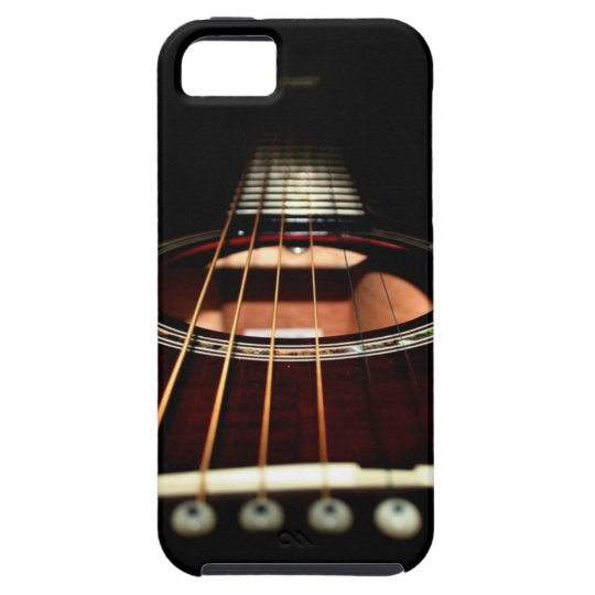 Acoustic Guitar Close-Up iPhone5 Case-Mate Vibe