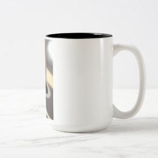 Acoustic guitar closeup photo coffee mugs