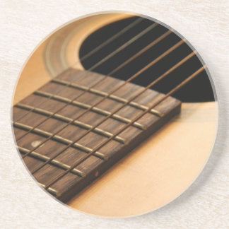 Acoustic Guitar Coaster