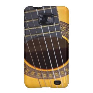 Acoustic Guitar Detail Samsung Galaxy S2 Case