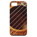 Acoustic Guitar Detail iPhone 5 Cases