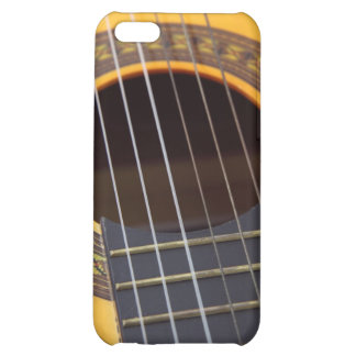 Acoustic Guitar Detail iPhone 5C Cover