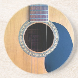 Acoustic Guitar Dreadnought 6 string Coaster