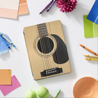 Acoustic Guitar iPad Pro Cover
