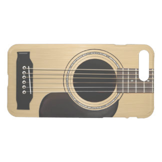 Acoustic Guitar iPhone 7 Plus Case