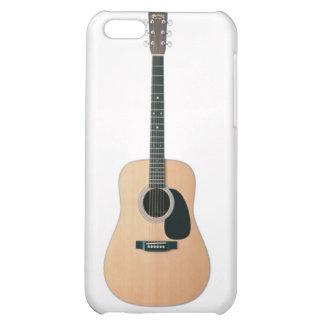 Acoustic Guitar iPhone 5C Cases