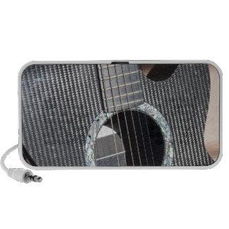 Acoustic Guitar iPod Speaker
