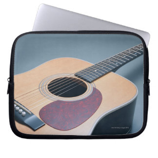 Acoustic Guitar Laptop Sleeve