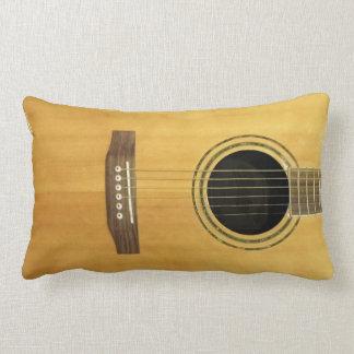 Acoustic Guitar Lumbar Cushion