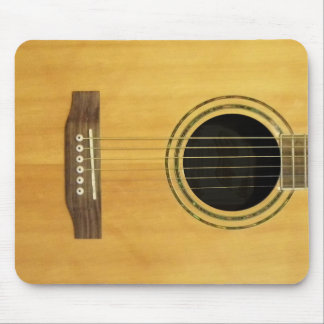Acoustic Guitar Mouse Mat