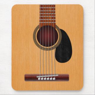 Acoustic Guitar Mouse Pad