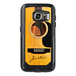 Acoustic Guitar Otterbox Galaxy  S7 Case