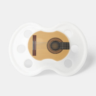 Acoustic Guitar Pacifiers