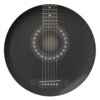 Acoustic Guitar Plate