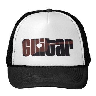 Acoustic Guitar Rust Cap