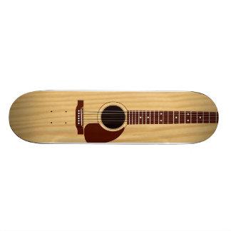 Acoustic Guitar Skate Boards