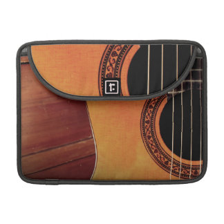 Acoustic Guitar Sleeve For MacBook Pro