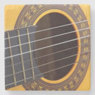 Acoustic Guitar Stone Coaster
