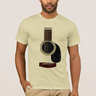 acoustic guitar T T-Shirt