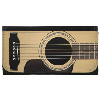 Acoustic Guitar Wallets