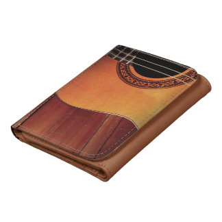 Acoustic Guitar Wallets
