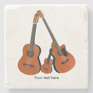 Acoustic Instruments Stone Coaster